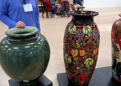Summer Show River Pottery Vase 5