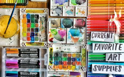 Last Call for Surplus Arts & Crafts Supplies!